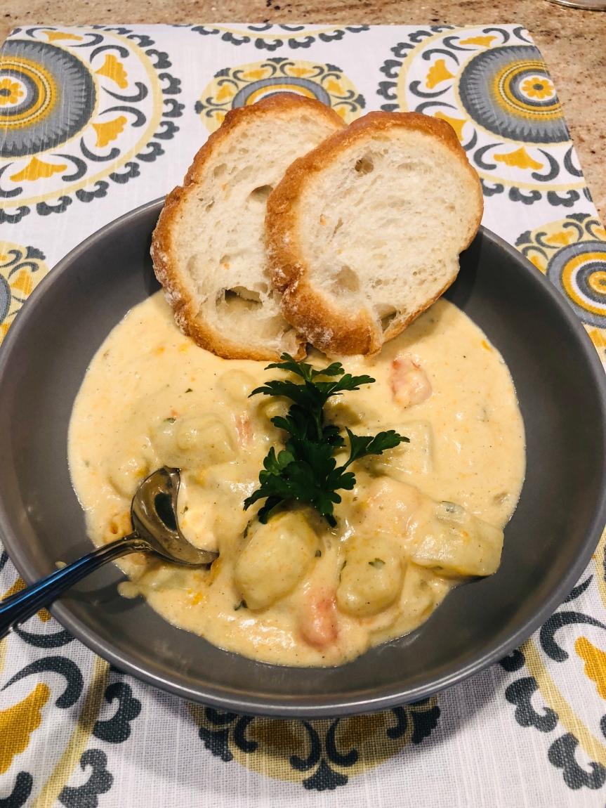 2 Potato Soup