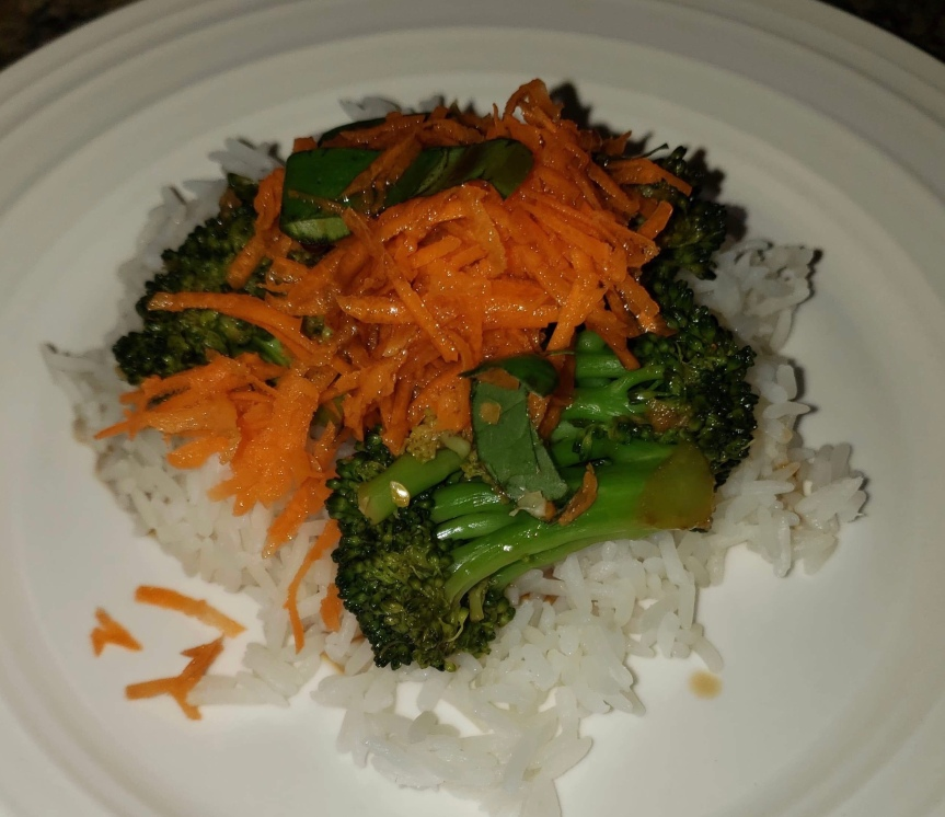 Thai Broccoli withBasil